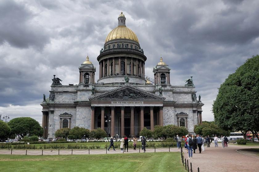 Isaakskathedrale - Sankt Petersburg