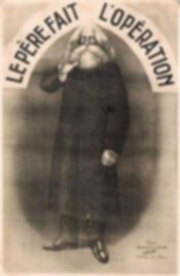pere antoine the healer from the antoinist cult