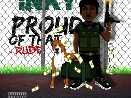 """Rapper Inky Premiered visuals to his latest single """"Proud Of That"""""""