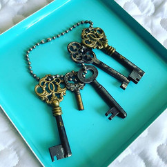 May you find the keys you need in life.