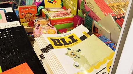 La revista Bli en la feria del libro de Madrid