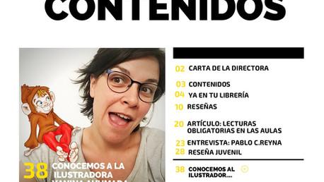 Contenidos revista bli nº4