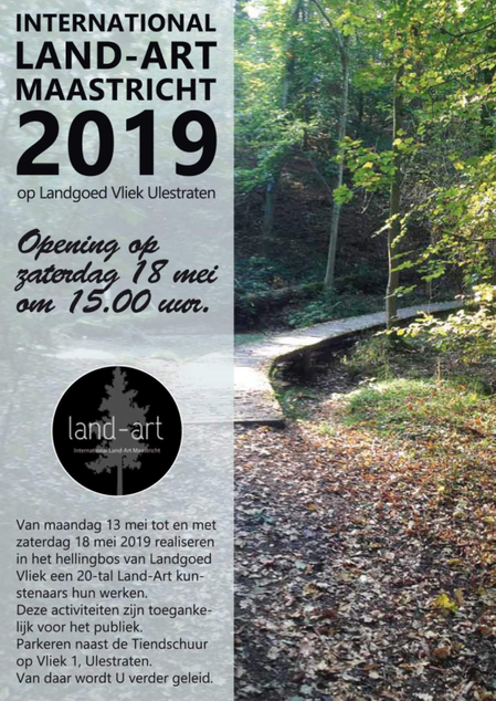 Expositie 2019 Limburgse Kunstkring landgoed Vliek in Ulestraten