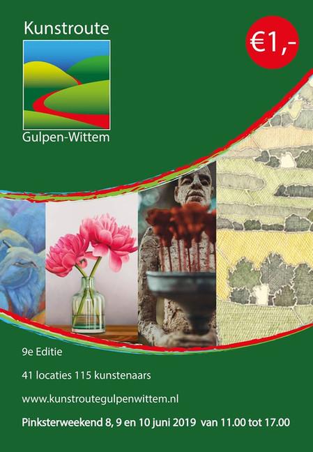 Voorbereidingen Kunstroute Gulpen-Wittem in volle gang.