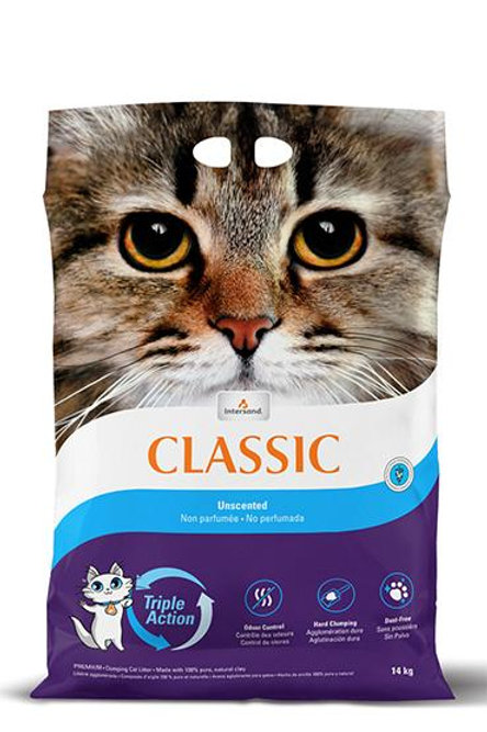 Intersand Classic Unscented Kitty Litter
