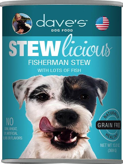 Dave's Fisherman Stew Dog Food