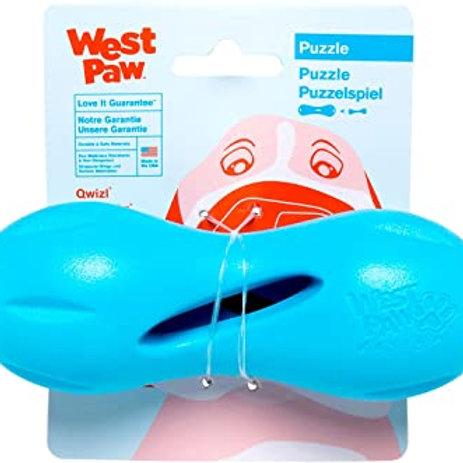 West Paw Qwizi Puzzle Dog Toy