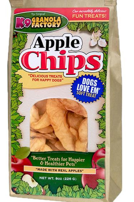 K9 Apple Chips Treats for Dogs
