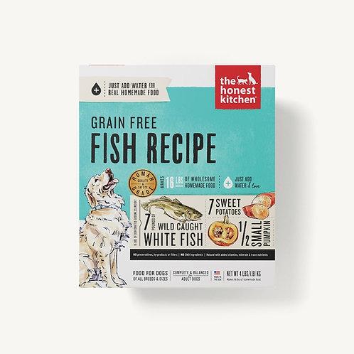 The Honest Kitchen Grain Free Fish Recipe Dog Food (Just add w