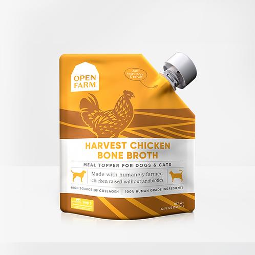 Open Farm Chicken Bone Broth Meal Topper