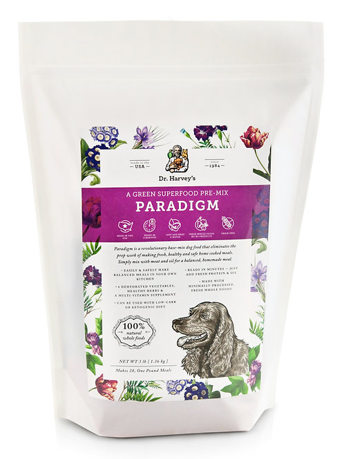 Dr. Harvey's Paradigm Superfood Pre-Mix Dog Food