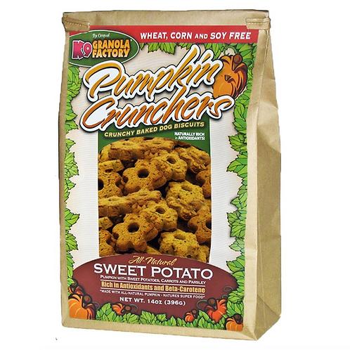 K9 Sweet Potato Pumpkin Crunchers Treats for Dogs