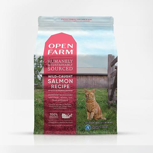 Open Farm Salmon Recipe Cat Food