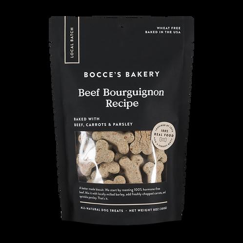 Bocce's Beef Bourguignon Recipe Dog Treats
