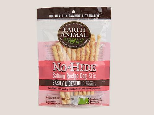 Earth Animal No-Hide Salmon Recipe Dog Stix