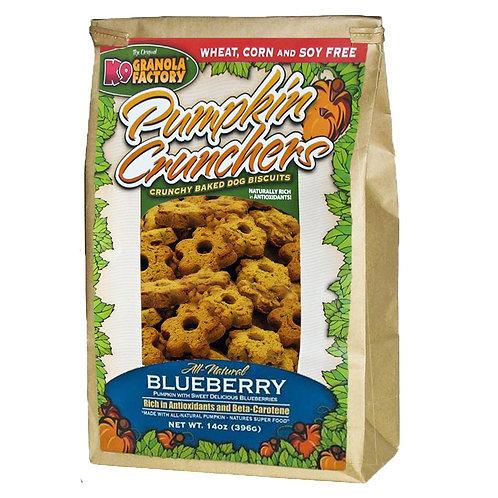 K9 Blueberry Pumpkin Crunchers Treats for Dogs