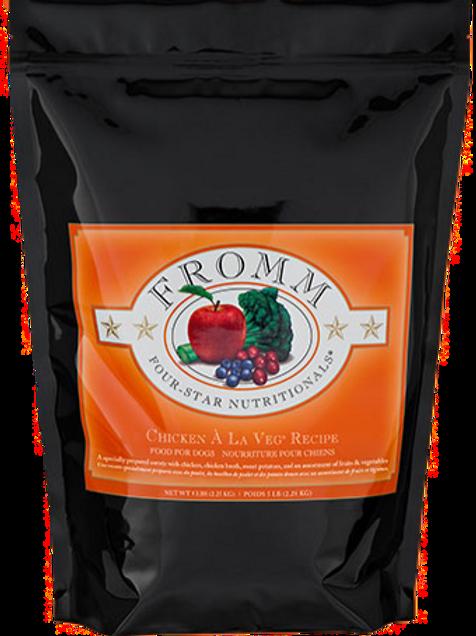 Fromm Chicken a la Veg Recipe Dog Food