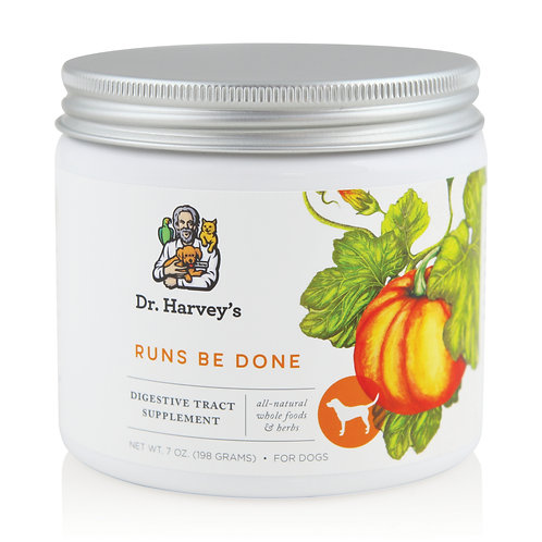 Dr. Harvey's Runs Be Done Digestive Tract Supplement