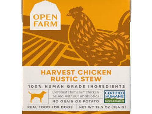 Open Farm Harvest Chicken Rustic Stew Dog Food