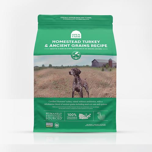 Open Farm Turkey & Ancient Grains Recipe Dog Food