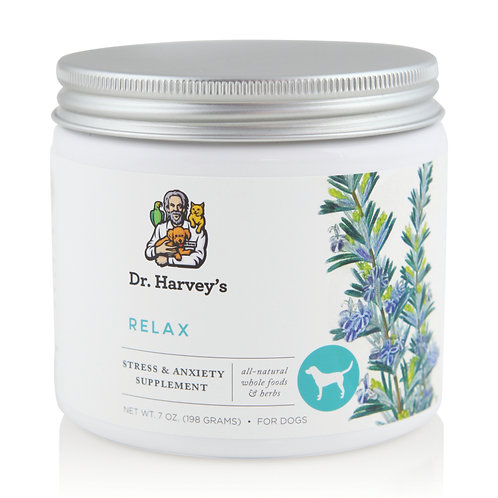 Dr. Harvey's Relax Stress & Anxiety Supplement