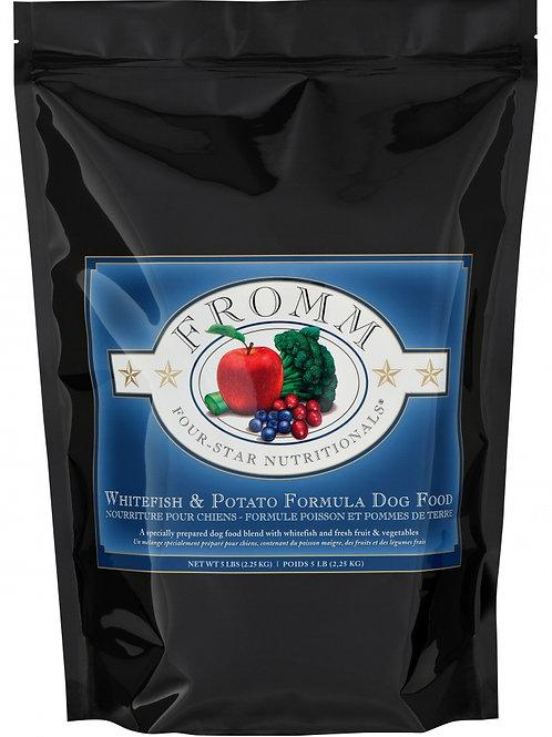 Fromm Whitefish & Potato Formula Dog Food
