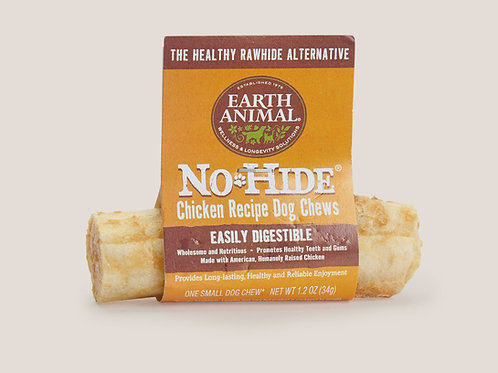 Earth Animal No-Hide Chicken Recipe Dog Chews