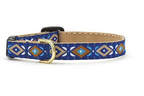 Up Country Aztec Cat Collar