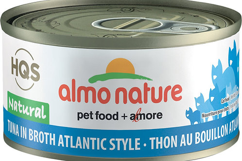 Almo Tuna Atlantic Style Cat Food
