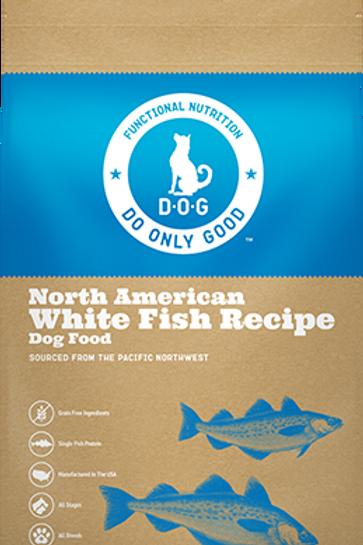 D.O.G. North American Whitefish Recipe Dog Food