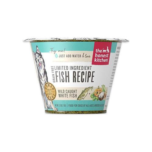 Honest Kitchen Limited Ingredient Fish Recipe Dog Food (Just add water)