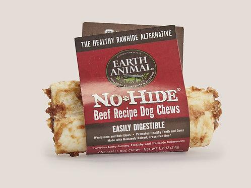 Earth Animal No-Hide Beef Recipe Dog Chews