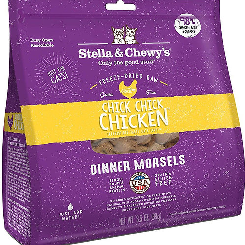 Stella & Chewy's Chicken Dinner Morsels Cat Food