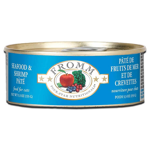 Fromm Seafood & Shrimp Pâté Cat Food