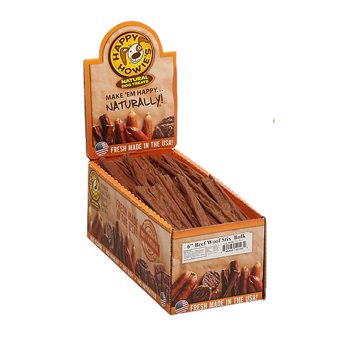 Happy Howie's Beef Stick Treat for Dogs