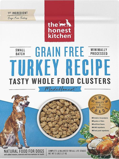 Honest Kitchen Turkey Recipe Whole Food Clusters Dog Food