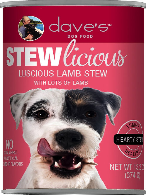 Dave's Lamb Stew Dog Food