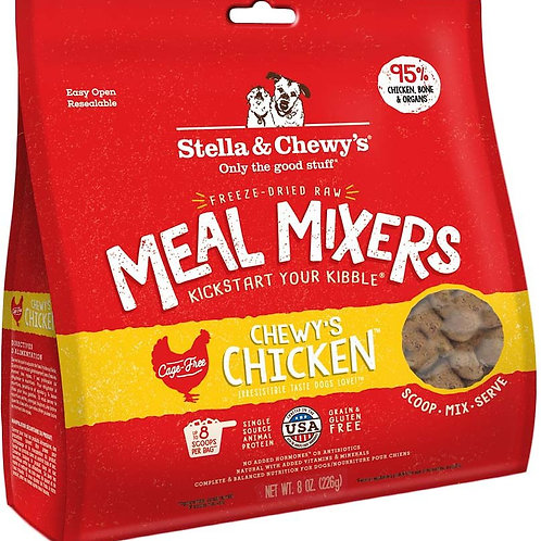 Stella & Chewy's Chicken Meal Mixers for Dogs