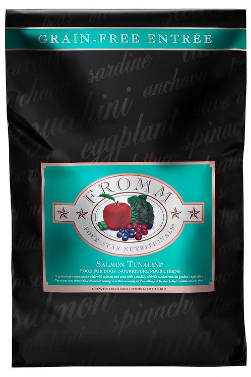 Fromm Salmon Tunalini Grain-Free Recipe Dog Food