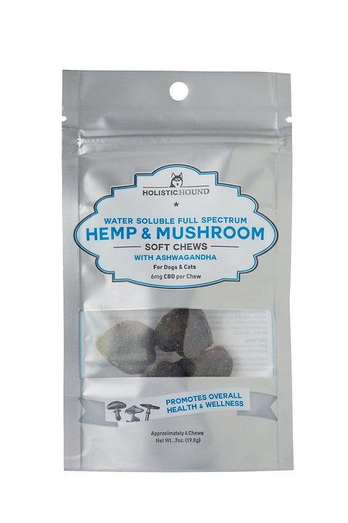 Holistic Hound Hemp & Mushroom Chews for Dogs