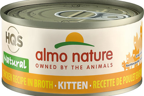 Almo for Kittens Chicken Recipe Cat Food
