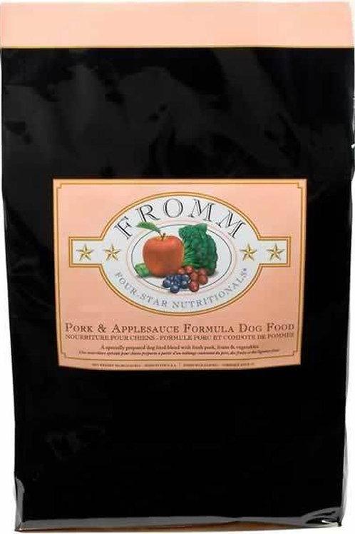 Fromm Pork & Applesauce Formula Dog Food