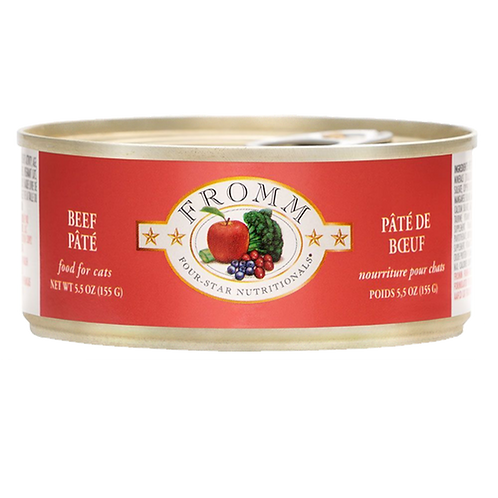 Fromm Beef Pâté Cat Food