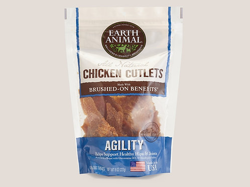 Earth Animal Agility Chicken Cutlets