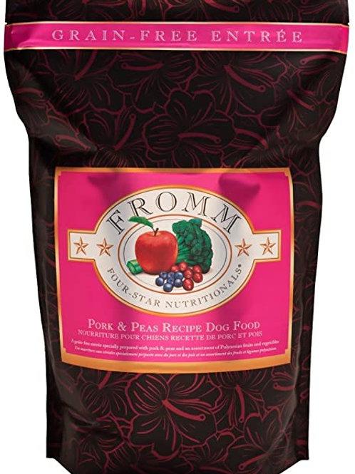 Fromm Pork & Peas Grain-Free Recipe Dog Food