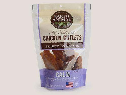 Earth Animal Calm Chicken Cutlets