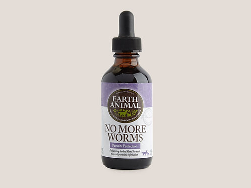 Earth Animal No More Worms Parasite Protection