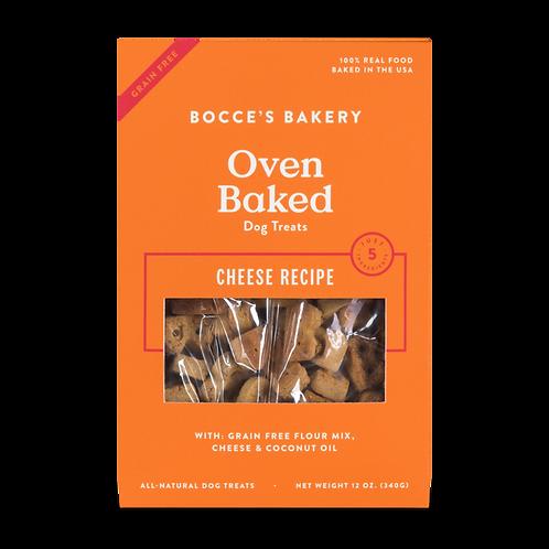 Bocce's Cheese Recipe Dog Treats