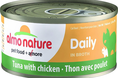 Almo Tuna with Chicken Daily Cat Food