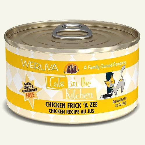 Weruva Chicken Frick 'A Zee - Chicken Cat Food